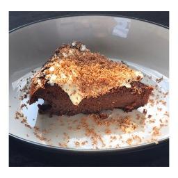 DAMP MOCHA CAKE (MACMILLAN COFFEE MORNING COLLAB)