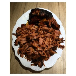 LEFTOVER BBQ PULLED PORK CARNITAS