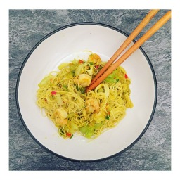 MALAYSIAN RICE NOODLES